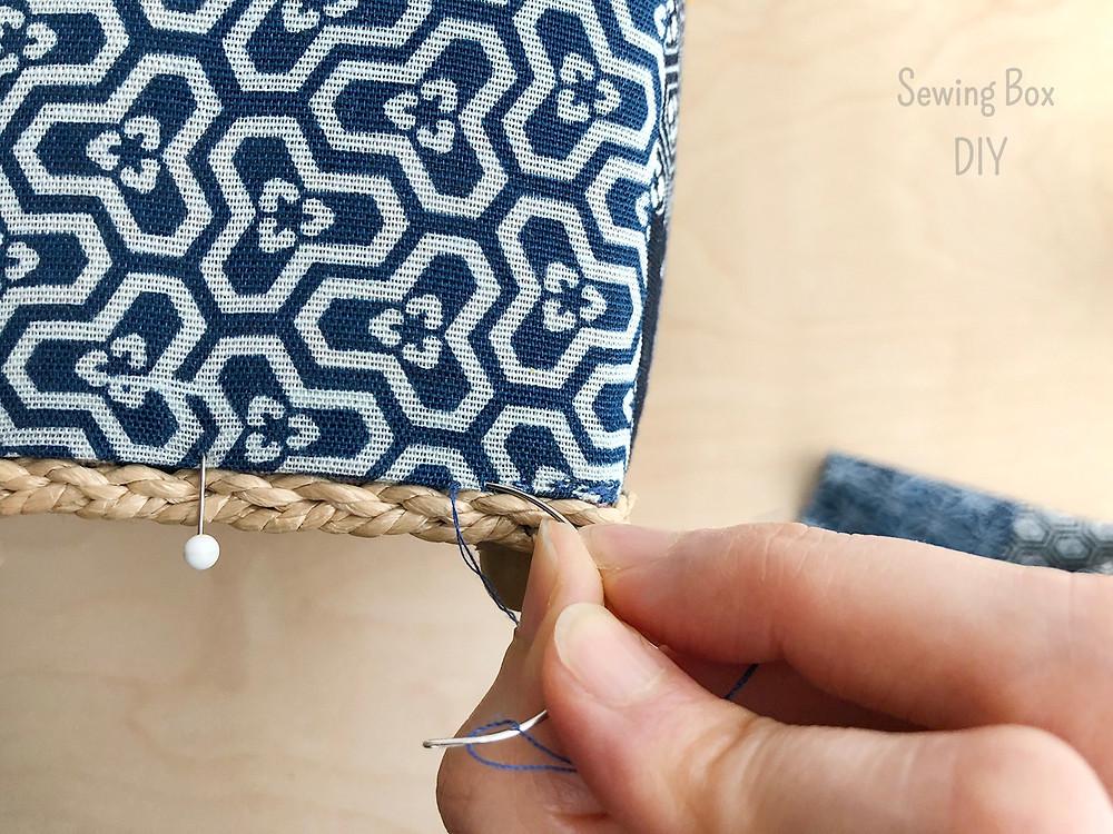 curved needle sewing_indigobird