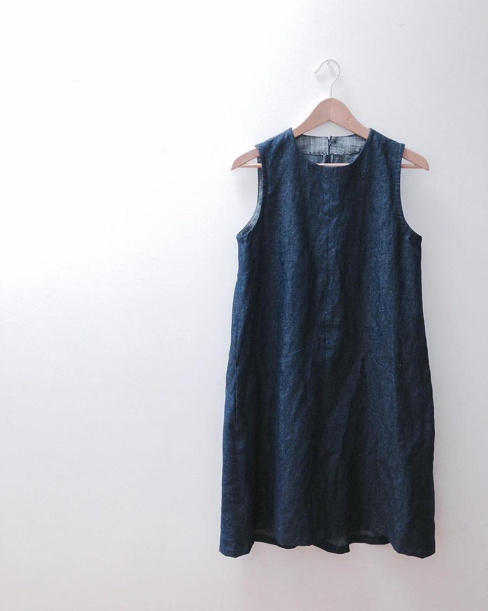 Farrow Dress - Grainline Studio pattern