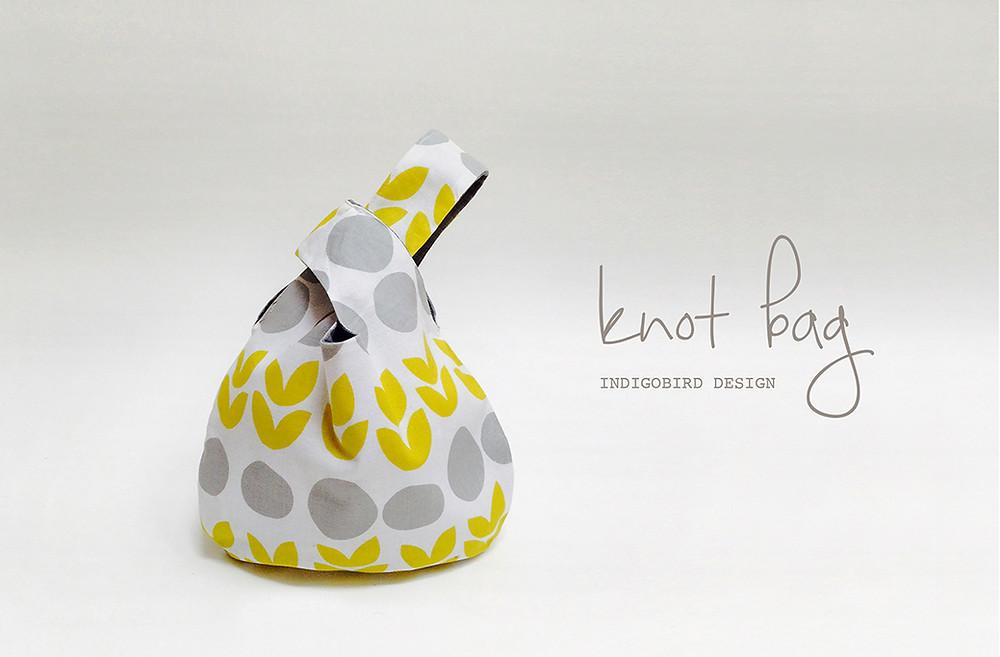 Knot Bag by Indigobird Design