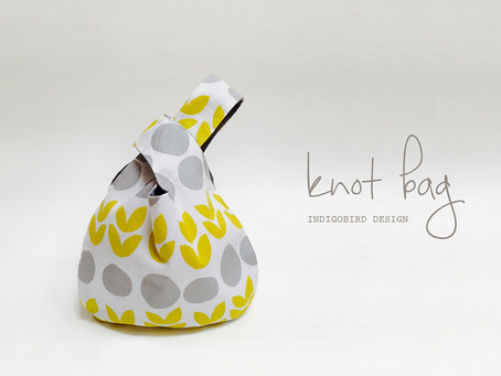 Knot Bag Tutorial