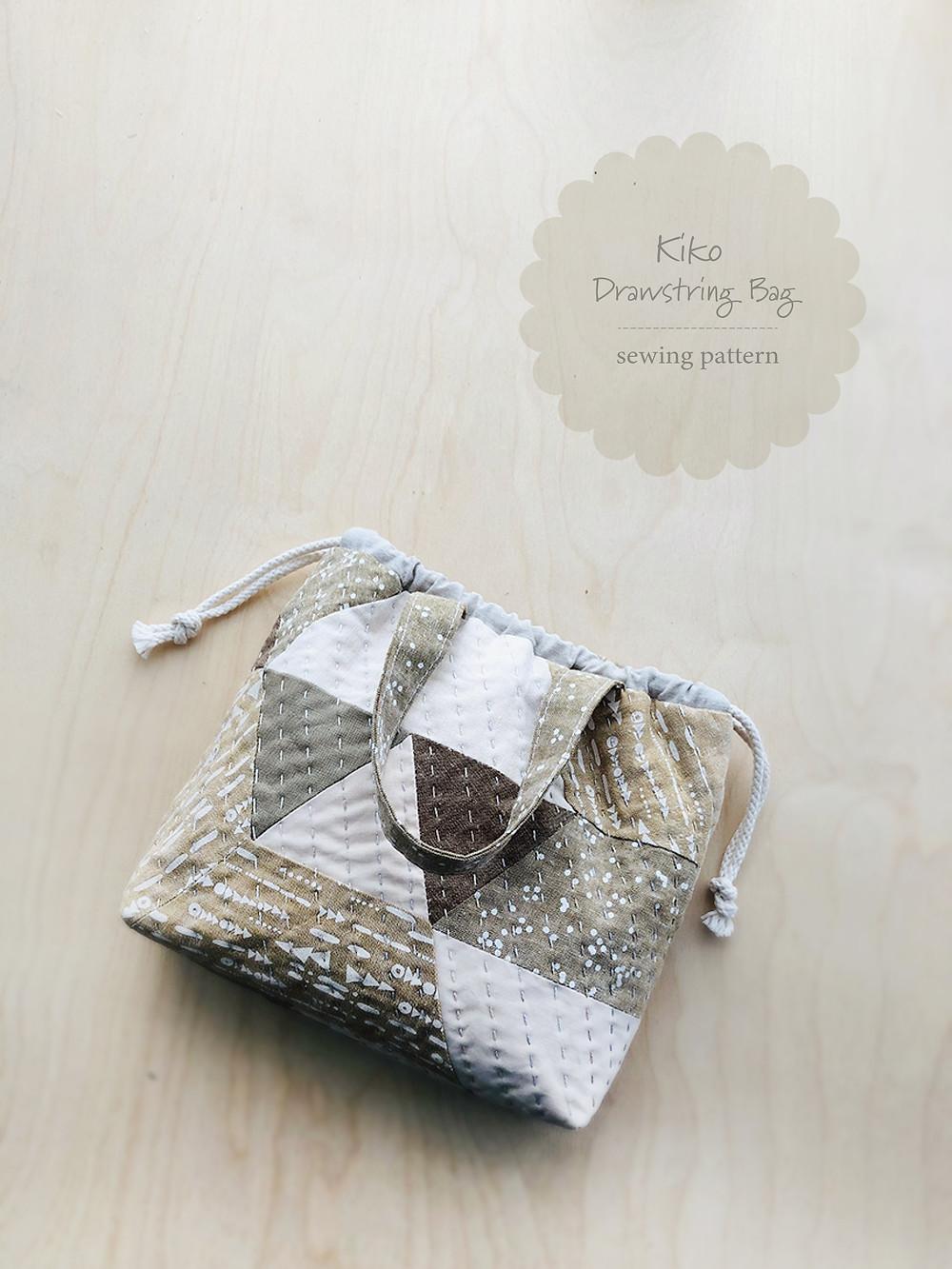 Kiko Drawstring Bag