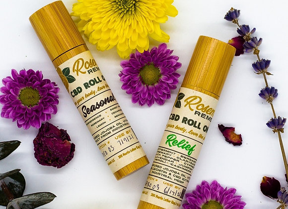 Essential Oil Roll On (100mg)