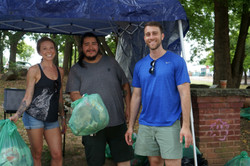 Oakland Cemetery Clean up 6/7/19