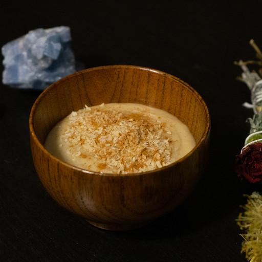 Heavenly & Healthy Vanilla Spice Pudding
