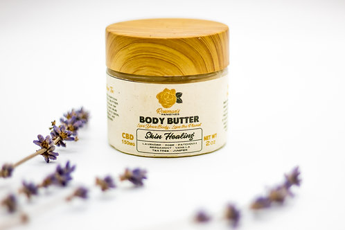 Body Butter (150MG)
