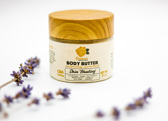 Shea Body Butter (300MG)