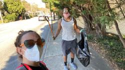 Boulevard Road Clean up