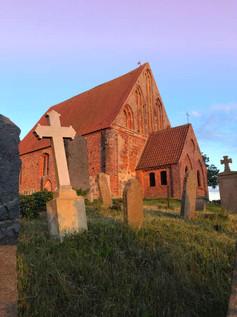 """Friedhof von St. Maria Magdalena in """"Nygenkerke"""""""
