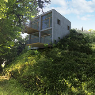 Little fallingwater house