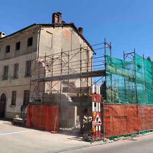 """Palazzo """"Osteria della Valle"""""""
