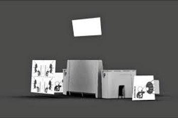 Blank billboards kit