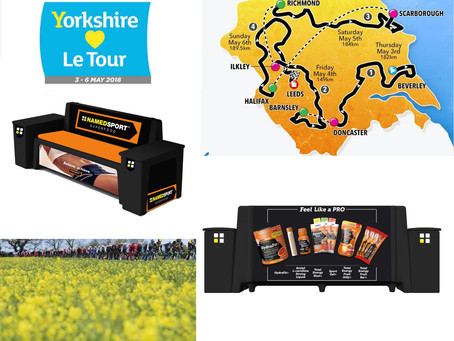 What's on ? The Yorkshire Tour 2018