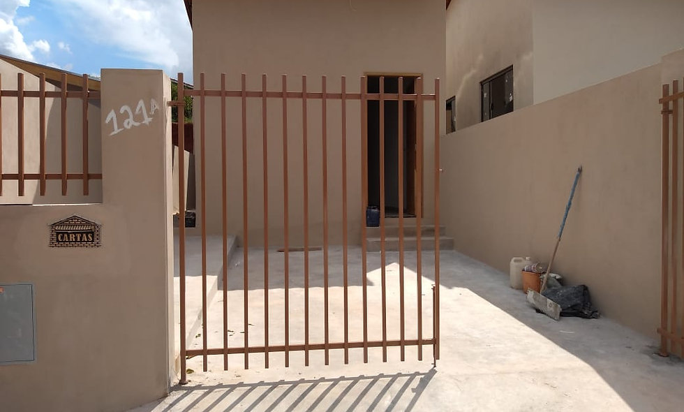 REF 92 Casa, 2 dormitórios, 59,83m², no Jardim Shangrilá, Piraju/SP.