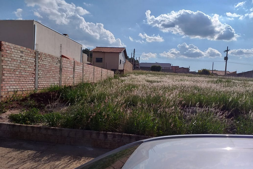 REF 188 Lote, 275 m², no Bairro Maria Gonçalves da Mota, Piraju/SP.