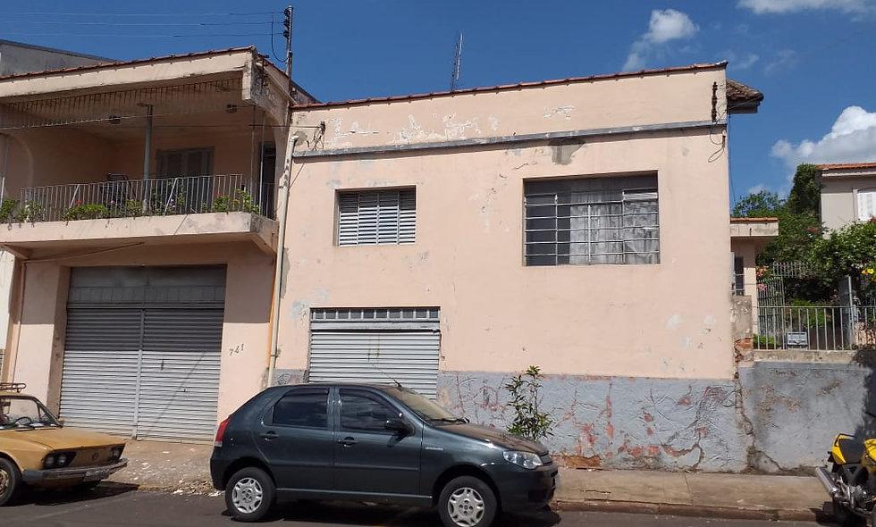 REF 190 Casa, 589,70 m², 4 dormitórios, Piraju /SP.