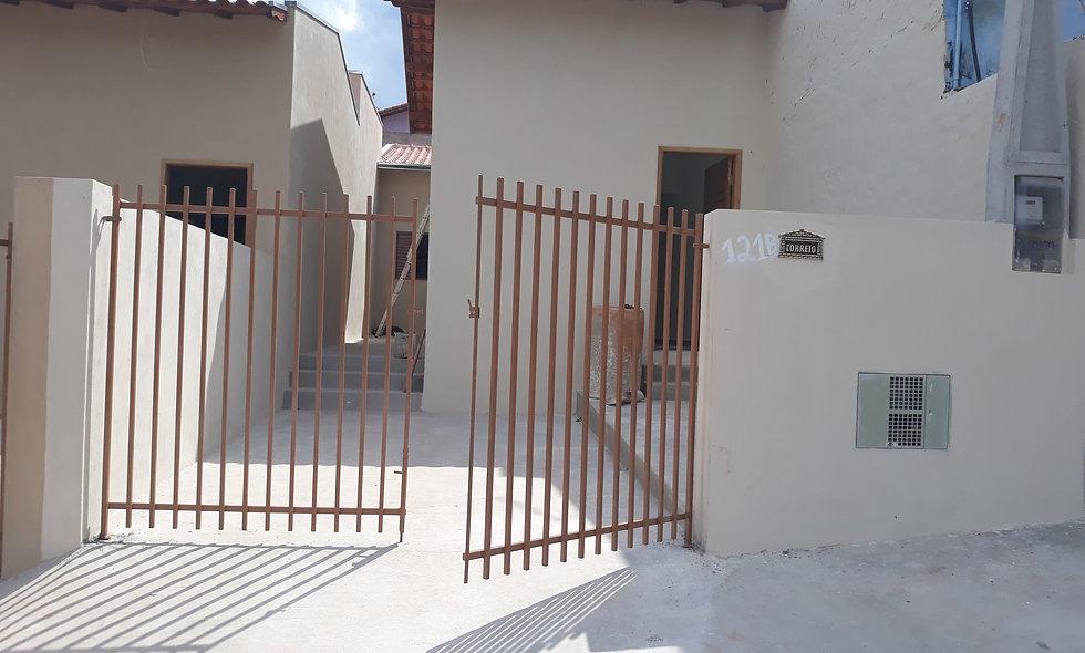 REF 91 Casa, 2 dormitórios, 59,83m², no Jardim Shangrilá, Piraju/SP