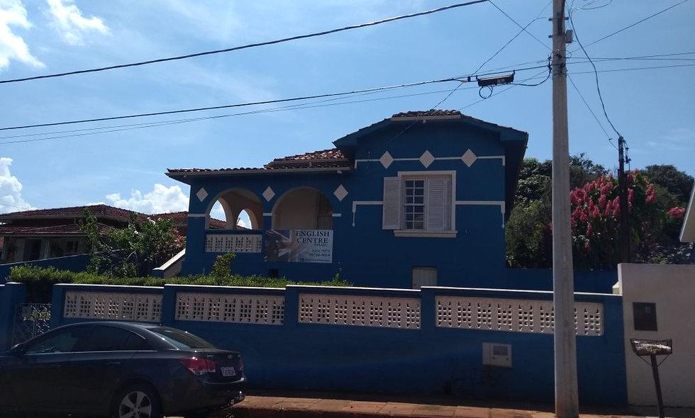 REF 13 Casa, 2 dormitórios, 175,76m², no Centro, Piraju/SP.