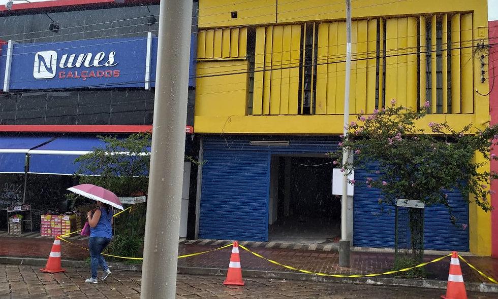 REF 102 Imóvel comercial, 384m², no Centro, Piraju/SP.