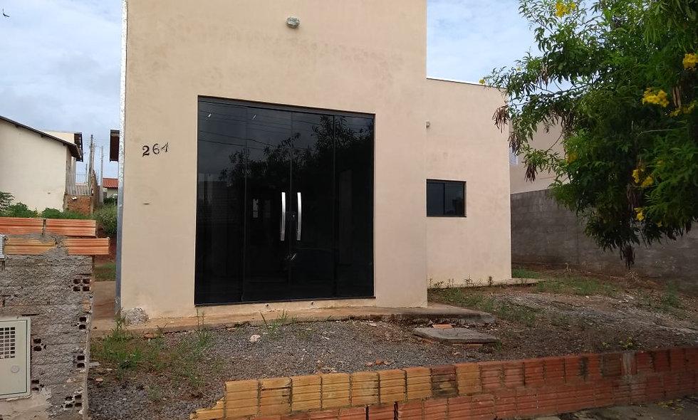 REF 37 Casa, 1 dormitório, 35m², no Maria G. da Motta, Piraju/SP.