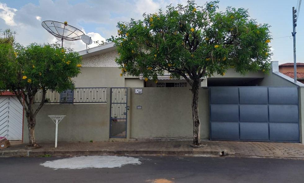 REF 184 Casa 217,20 m², 3 dormitórios, Piraju /SP.