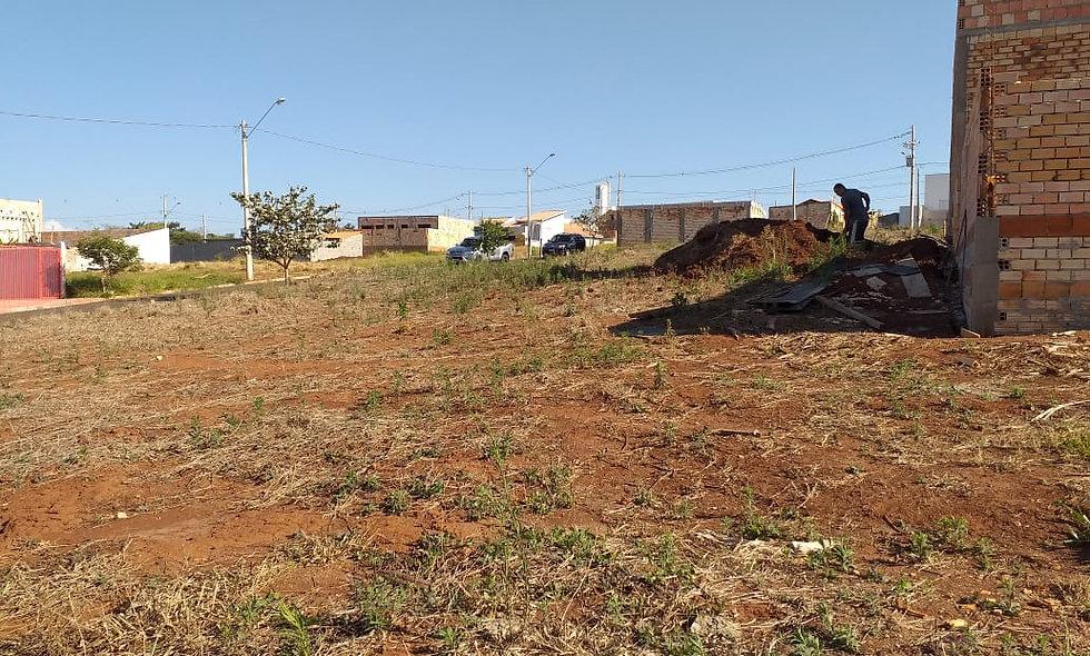 REF 161 Lote 160 m², Bairro Alto da Bela Vista, Piraju /SP.