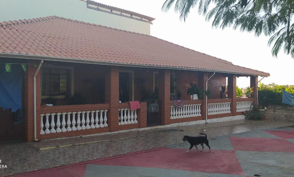 REF 223 Chácara, 350m², 4 dormitórios, Jardim Sombras do Paraiso, Piraju /SP.