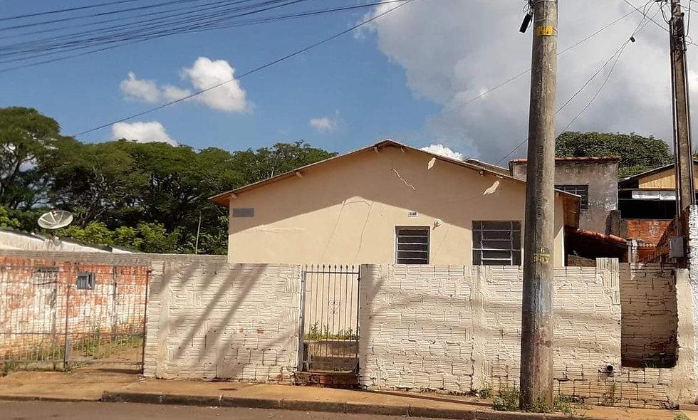 REF 239 Casa, 61m², 3 dormitórios, CH Haydee  Athie, Piraju /SP.