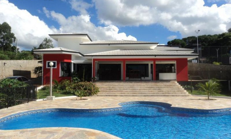 REF 156 Casa 550m², 4 dormitórios, Jardim Jurumirim, Piraju /SP.