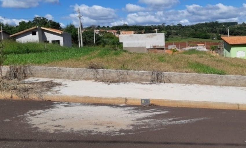 REF 134 Lote, 176m², no Jardim Celeste, Piraju/SP.