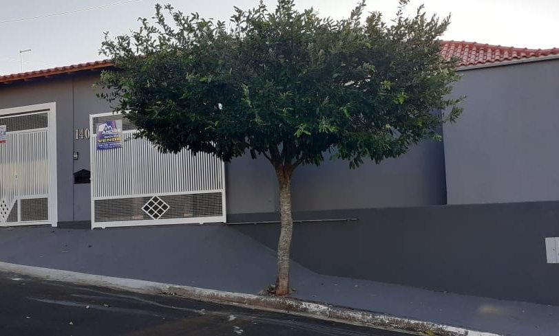 REF 158 Casa 166 m²,3 dormitórios-01 Suíte, Piraju /SP.