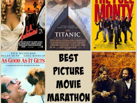 Best Picture Movie Marathon, Part 10