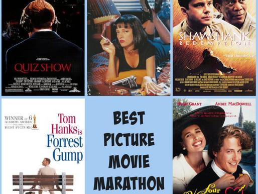 Best Picture Movie Marathon, Part 19