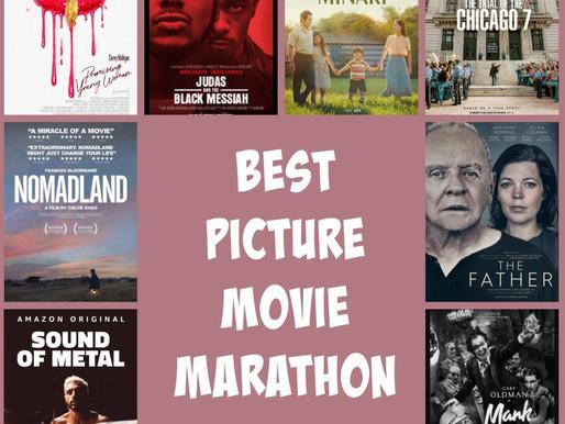 Best Picture Movie Marathon, Part 31
