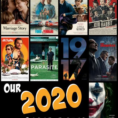 2020 Oscar Predictions!