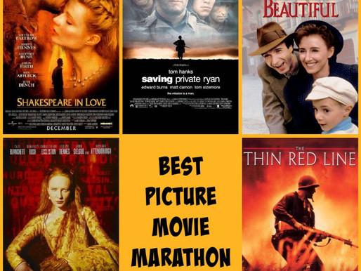 Best Picture Movie Marathon, Part 35