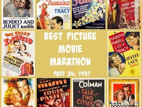 Best Picture Movie Marathon, Part 24