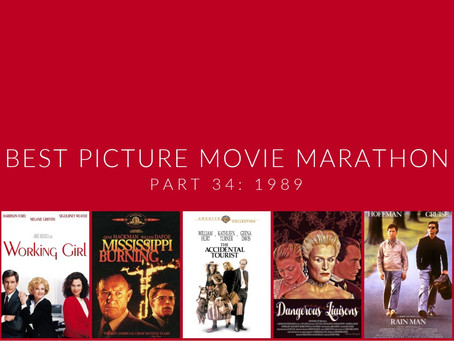 Best Picture Movie Marathon, Part 34