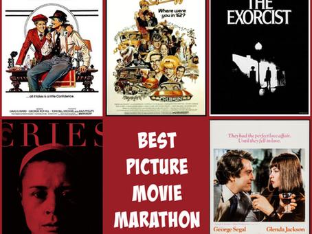 Best Picture Movie Marathon, Part 22