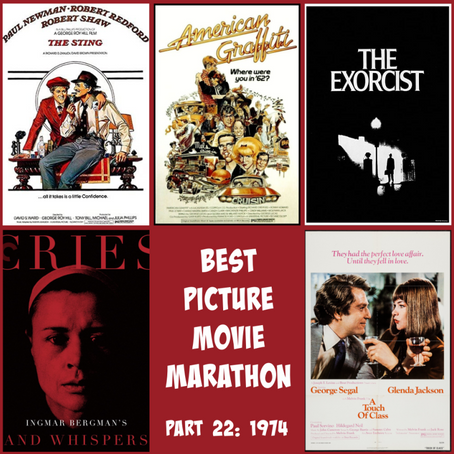 Best Picture Movie Marathon, Part 22
