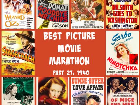 Best Picture Movie Marathon, Part 27