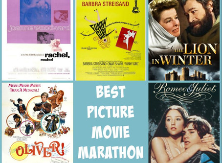 Best Picture Movie Marathon, Part 16