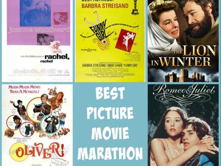 Best Picture Movie Marathon, Part 16