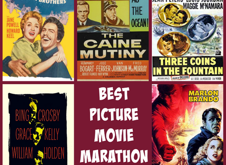Best Picture Movie Marathon, Part 9