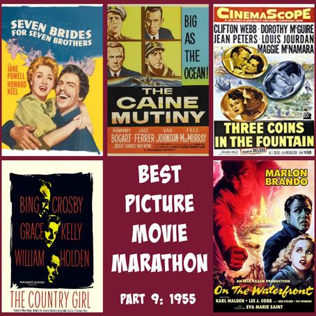 Best Picture Movie Marathon, Part 9