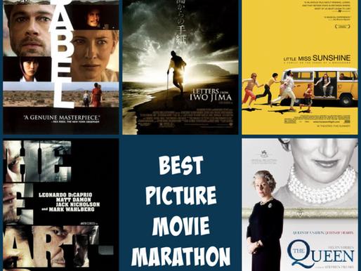 Best Picture Movie Marathon, Part 20