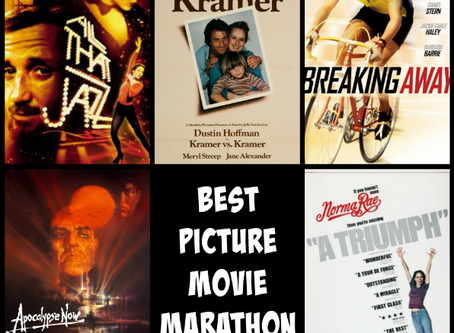 Best Picture Movie Marathon, Part 1