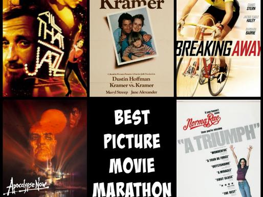 Best Picture Movie Marathon, Part 1