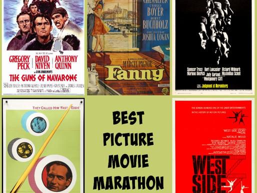 Best Picture Movie Marathon, Part 33