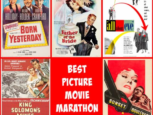Best Picture Movie Marathon, Part 23