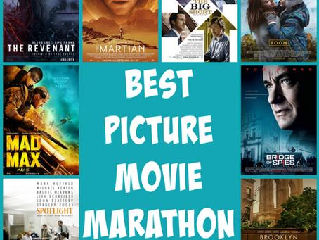 Best Picture Movie Marathon, Part 5